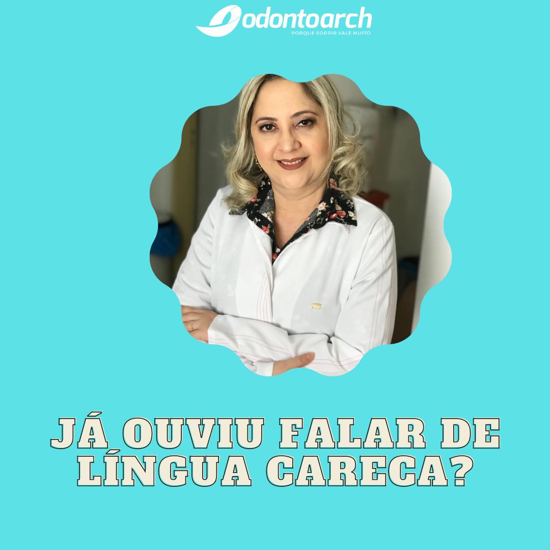 Já ouviu falar em língua careca?